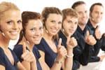 Kontakt: Übersicht Kundenservice Anbieter für Glasfaser Anschluss